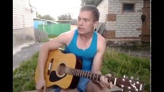 Парень поёт от души песню под гитару... МУРАШКИ ПО КОЖЕ! [Неизвестные Таланты]