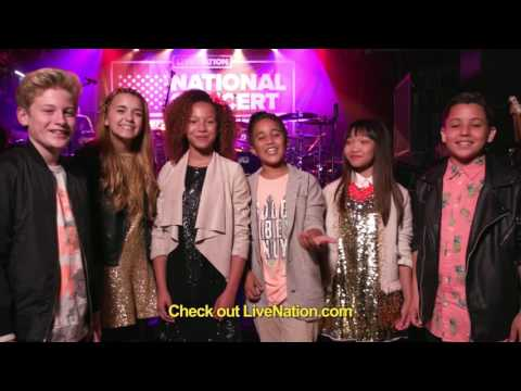 Kidz Bop Best Time Ever Tour heads to The Pavilion at Irving Music Factory Oct. 15, 2017.