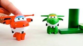 Colores para niños - Aviones infantiles - Colors in Spanish