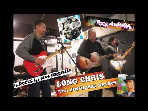 "Long Chris : ""Frankie & Johnny"" (""Les rocks les plus terribles""), 28/01/2017 ""Cidisc"" (Paris)."