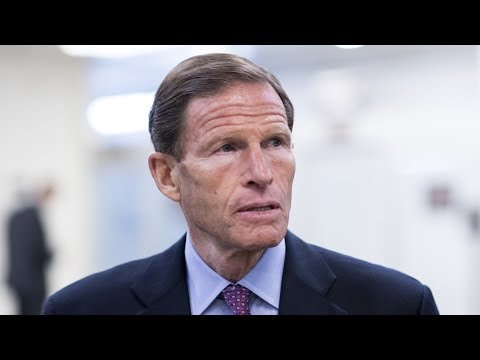 President Trump Renews Attack On Sen. Blumenthal's Military Record | Los Angeles Times