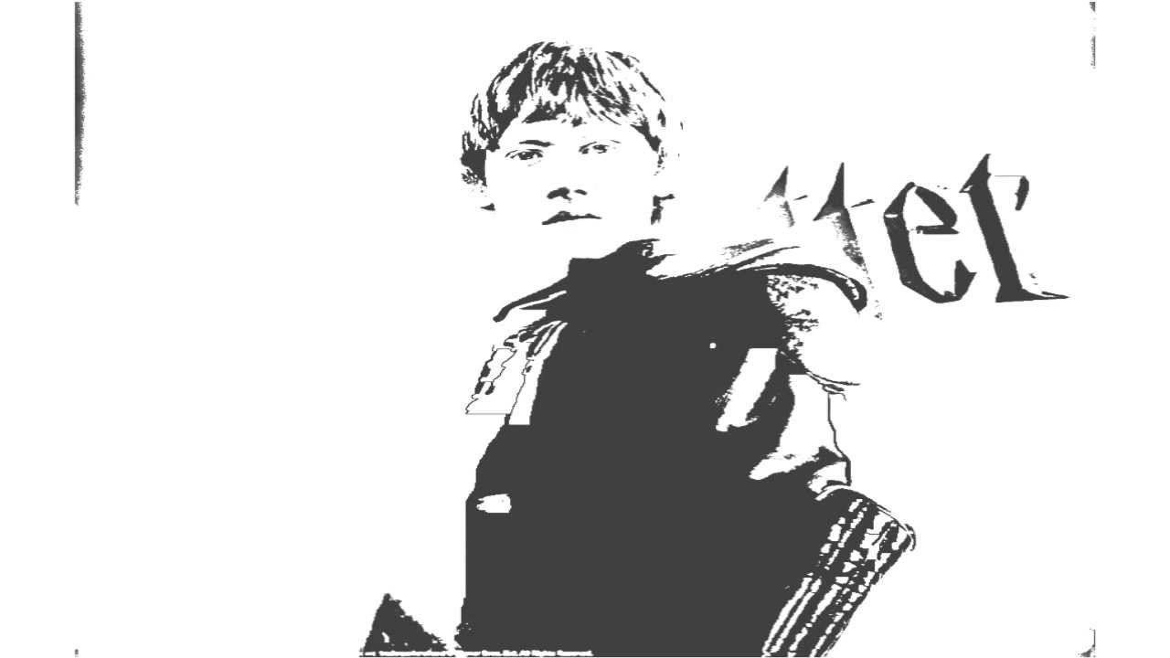 Auto Draw 2: Rupert Grint In Harry Potter And The Half