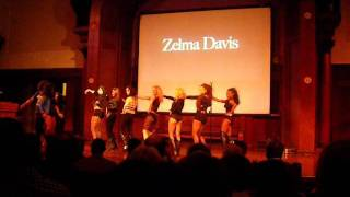 Performance with Zelma Davis from the C&C Factory NYC