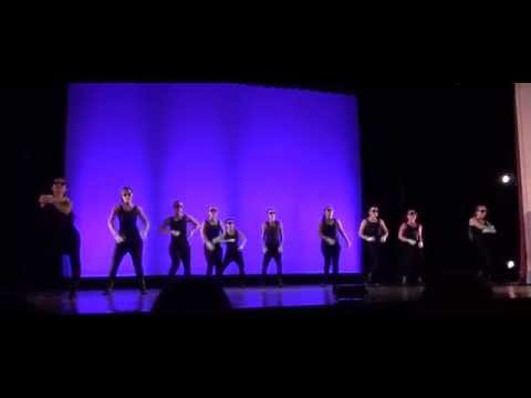 A 2014 Jazz Company dance performance at Eastchester High School.