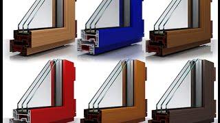Пластиковые окна под дерево(Пластиковые окна под дерево Компания «Тепло и уют в Вашем доме» предлагает металлопластиковые окна в ламин..., 2015-06-26T05:47:48.000Z)