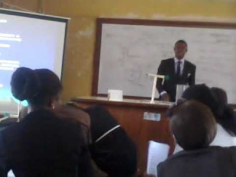 Presentation Of Seminar On Alkaloids By Osahon-Oriakhi Charity O.