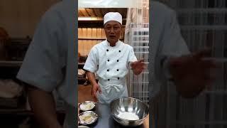彩色千層芋頭酥 操作 ( 一 )