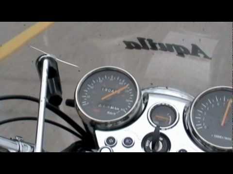 Hyosung GV250 naked test ride - YouTube