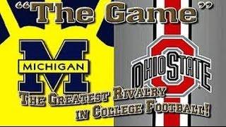 2016 Michigan vs Ohio State Football Preview