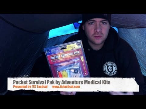 Pocket Survival Pak - Survival Kit Review