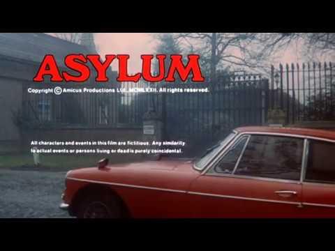 ◍ La Morte dietro il Cancello ◍ Film Horror 1972 ◆ ASYLUM R W Baker ▣ by ☠Hollywood Cinex™