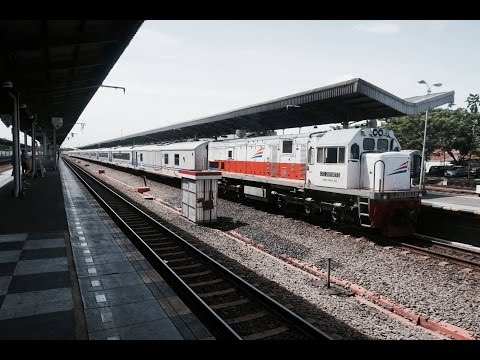 Train Travel in Indonesia: New Image 2016 Executive Class Pr