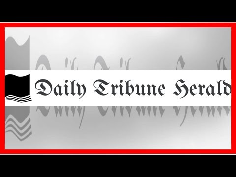 Breaking News | Daily Tribune Herald, Providing The Latest News and Articles For The Citizens of Un