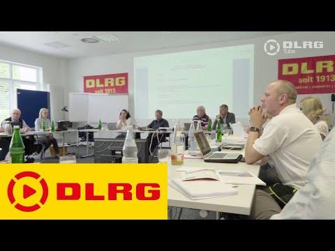 Die Struktur der Deutschen Lebens-Rettungs-Gesellschaft (DLRG)