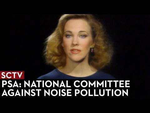 SCTV PSA: National Committee Against Noise Pollution