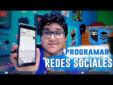 ADMINISTRADOR DE REDES SOCIALES | PROGRAMAR PUBLICACIONES | APPS AGOSTO 2018 @HundsvartJarva