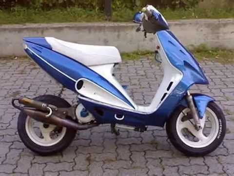 scooter malaguti phantom f12 truccati youtube