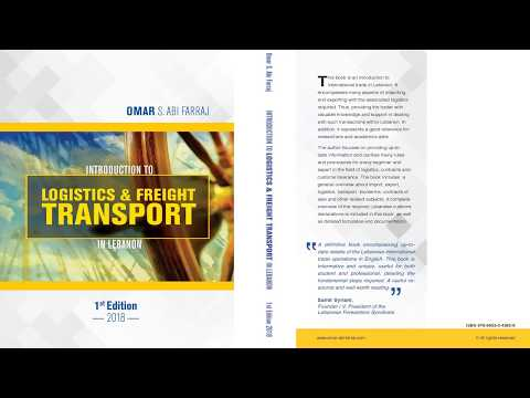Introduction to logistics and freight transport in Lebanon