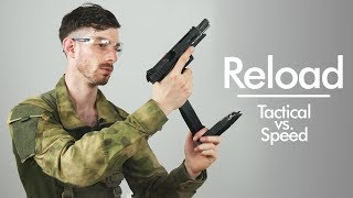 How to Speed/Tactical reĮoad in Airsoft