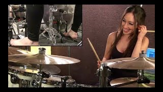 THE POLICE - ROXANNE - DRUM COVER BY MEYTAL COHEN