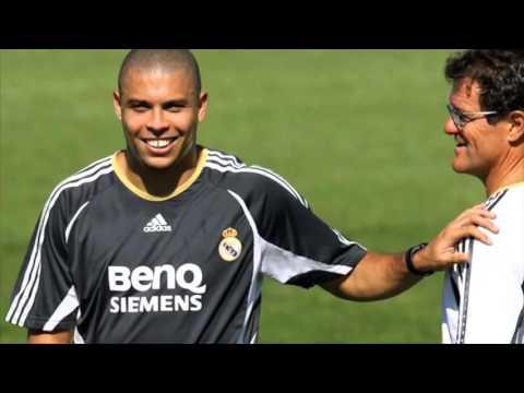 "Capello: ""No podía poner a Ronaldo con 96kg, tenía que ser justo"""