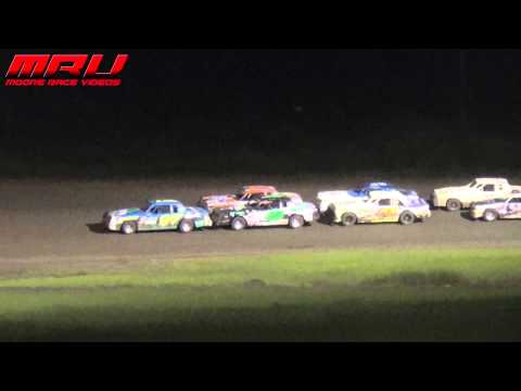 Hobby Stock Feature at Park Jefferson Speedway on August 16th