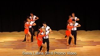 Salsa Latina 2016: Salsa Dance School, Dance Classes, Events & Performers - Christchurch New Zealand