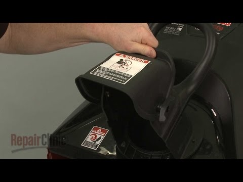 Chute Deflector - Craftsman Snowblower