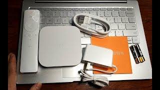 小米盒子4白色版開箱初體驗,看電視直播不一定非要裝有線電視 Xiaomi Mi Box 4 Unboxing u0026 Review