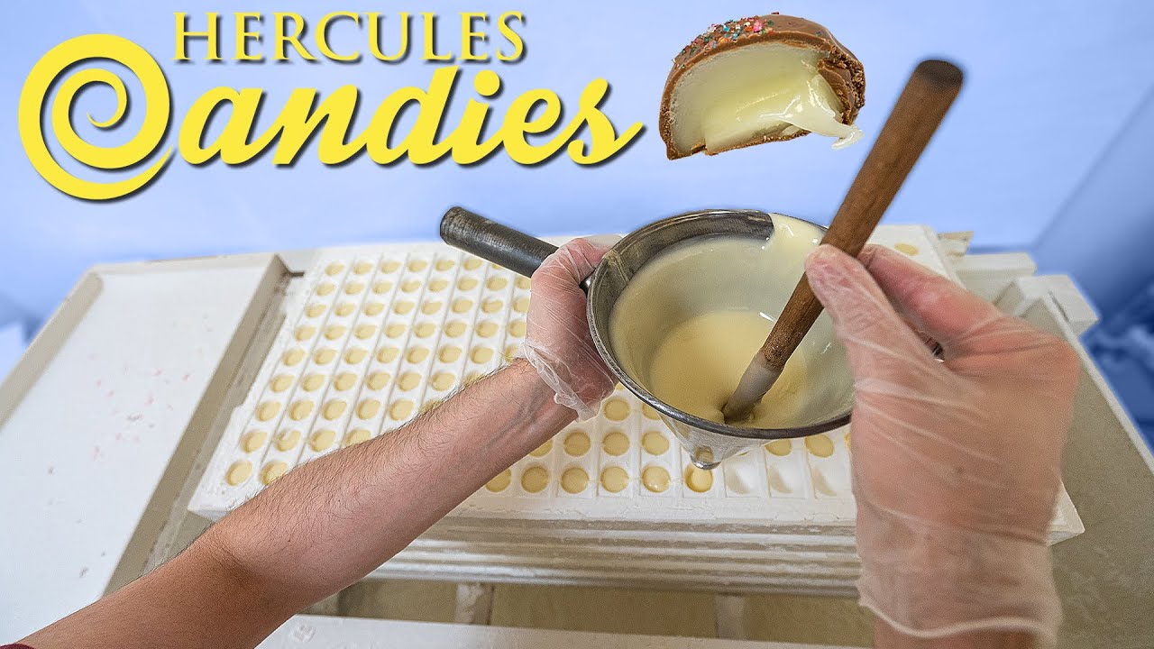How It's Made: Piña Colada Creams, From Starch to Finish (Tropical Treasures)