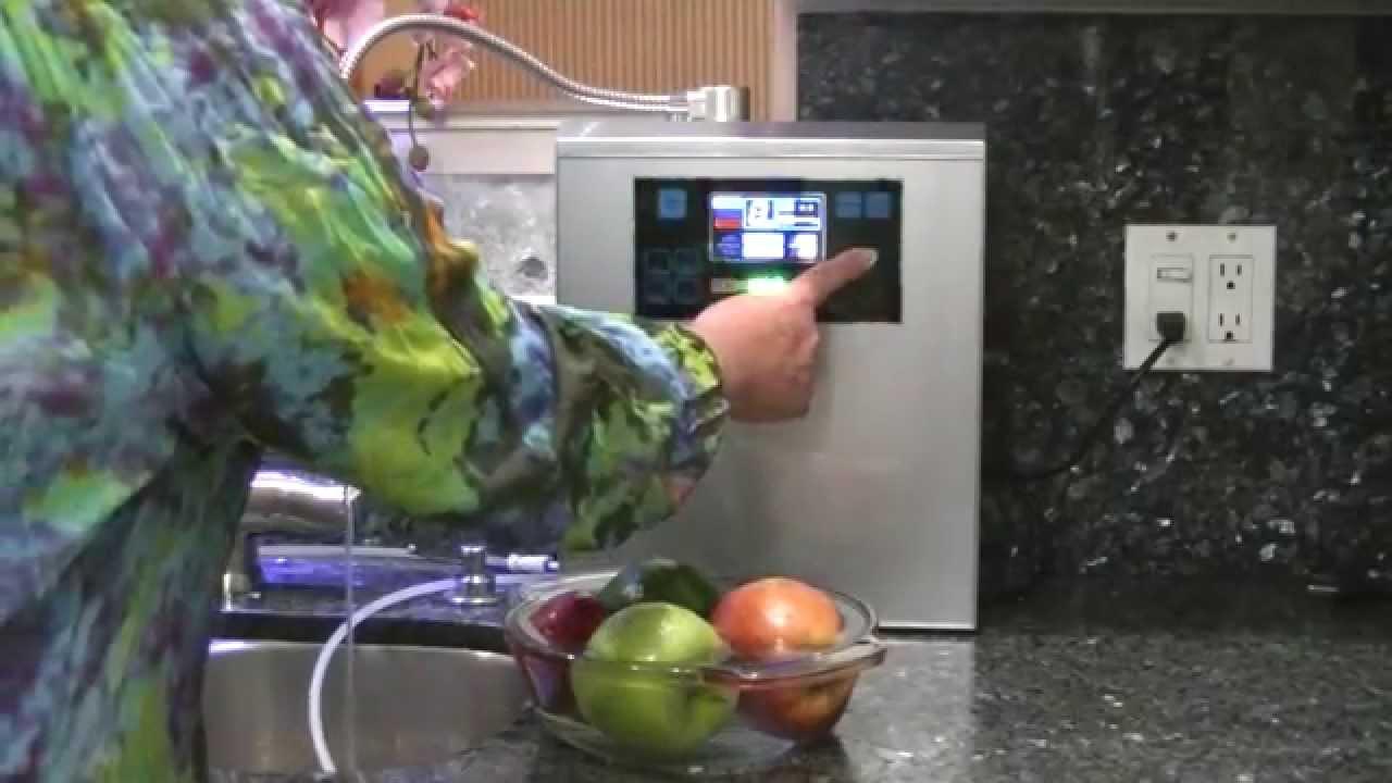 Bawell Alkaline Water Ionizer Machine Reviews Platinum Fountain ...
