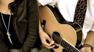 черное белое  песня под гитару