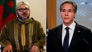 شاهد | وزير الخارجية الأمريكي الجديد يتحدث عن الاعتراف بسيادة المغرب على الصحراء