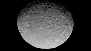 New Findings From NASA's Dawn Mission at Dwarf Planet Ceres - HD