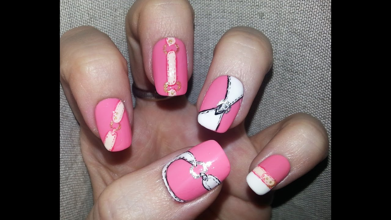 Nail art fashion nail design youtube nail art fashion nail design prinsesfo Images