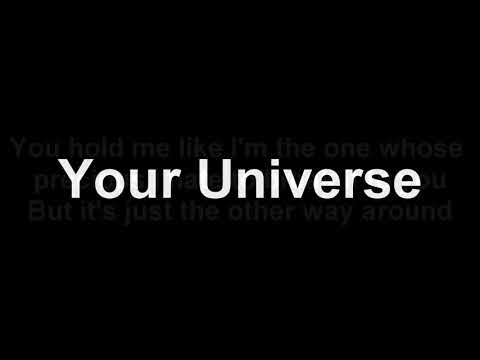 Your Universe (Acoustic) - Rico Blanco Lyrics