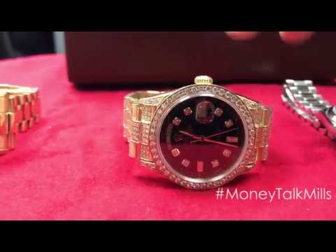 6 Different Rolex Presidents And How Much They're Worth #MoneyTalkMills