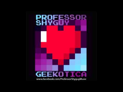 Professor Shyguy  My Simple Pop Song Chiptune8BitPop aka ChipPop