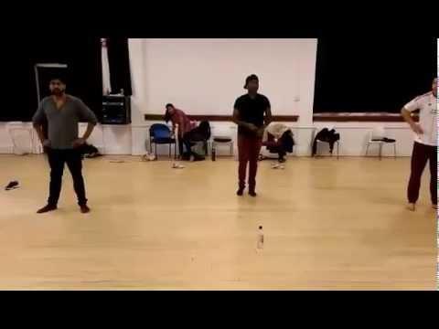 Tattad Tattad (Ramji ki Chaal) dance