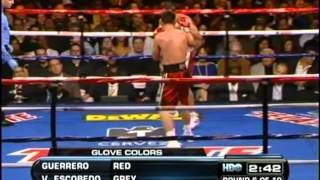 Robert Guerrero vs Vicente Escobedo