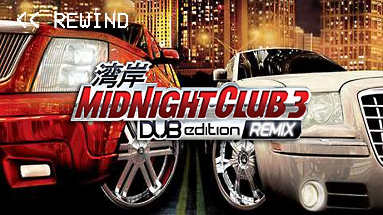 Rewind Midnight Club 3 Dub Edition Remix Pcsx2 Best Settings