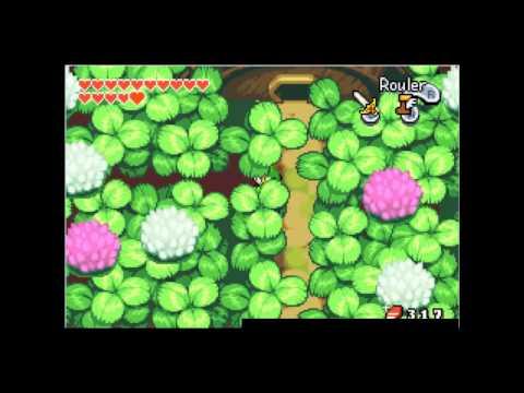 #20 Zelda : The Minish Cap - Le maitre d'arme