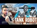 RAIJIN THUNDERS TANK ROBOT DESTROYING EVERYONE IN FREE FOR ALL War Robots mp3