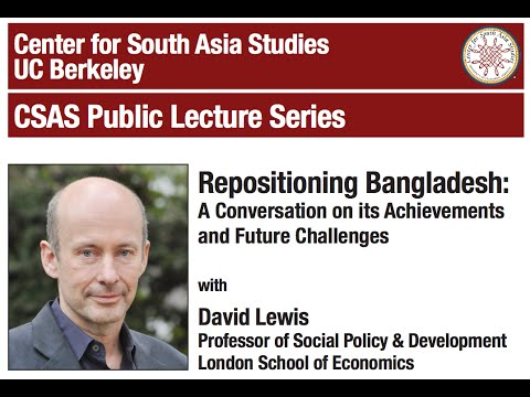 Repositioning Bangladesh: A Conversation on its Achievements and Future Challenges