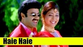 vuclip Telugu Songs - Haie Haie - Chennakesava Reddy [ 2002 ] - Balakrishna Nandamuri, Shriya Saran