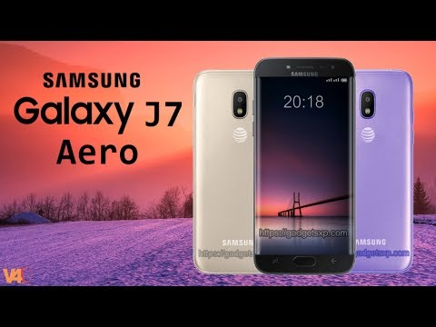 Samsung Galaxy J7 Aero Official, Release Date, Features, Specifications, Camera, Launch, First Look