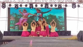 Indian Group Dance - Akaira 2k18 : tribute to Sridevi