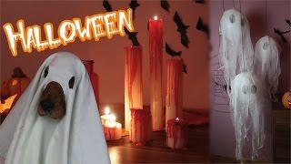 DIY Halloween dekorációk | Viszkok Fruzsi