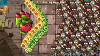 Apple Mortar and Wasabi Whip - Plants vs Zombies 2 hack