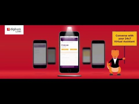 Getting started: 24/7 Virtual Assistant, powered by artificial intelligence - digibank by DBS